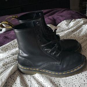 Dr Marten Lace Up Boots